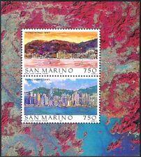 San Marino 1997 Hong Kong/Buildings/Architecture/Heritage/History 2v m/s n43582