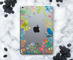 Floral-Decal-For-iPad-Pro-11-4-12-9-2018-Flowers-Vinyl-Sticker-iPad-Air-3-Mini-5