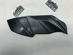 Suzuki-GSR750-GSR-750-1-11-039-Right-RH-Tank-Fairing-panel-cover-cowl-infill-trim