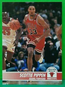 Scottie Pippen regular card 1994-95 Skybox NBA Hoops #30