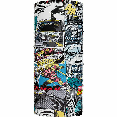 Buff COMIC POP POWER Motorcycle Neck Scarf//Snood Iron Man//Thor//Captain America