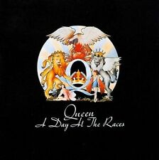 Queen A Day at the Races 2011 REMASTERED CD EDITION NM + BONUS!