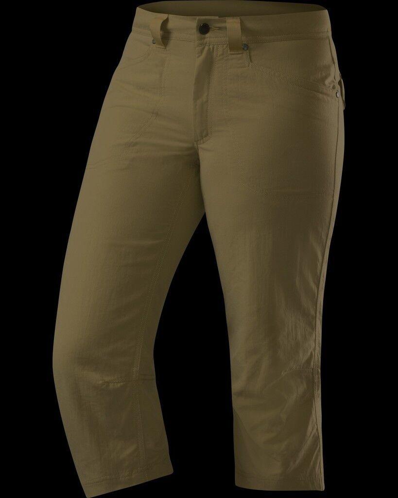 Haglöfs Damen 3 4-Hose Mid Q Ridge Knee Pant Gr. 36 bracken