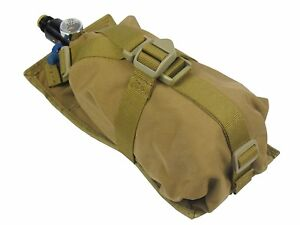 Pouch-Case-molle-pals-coyote-brown-Ninja-Air-Tank-PAINTBALL-bag-airsoft-tactic