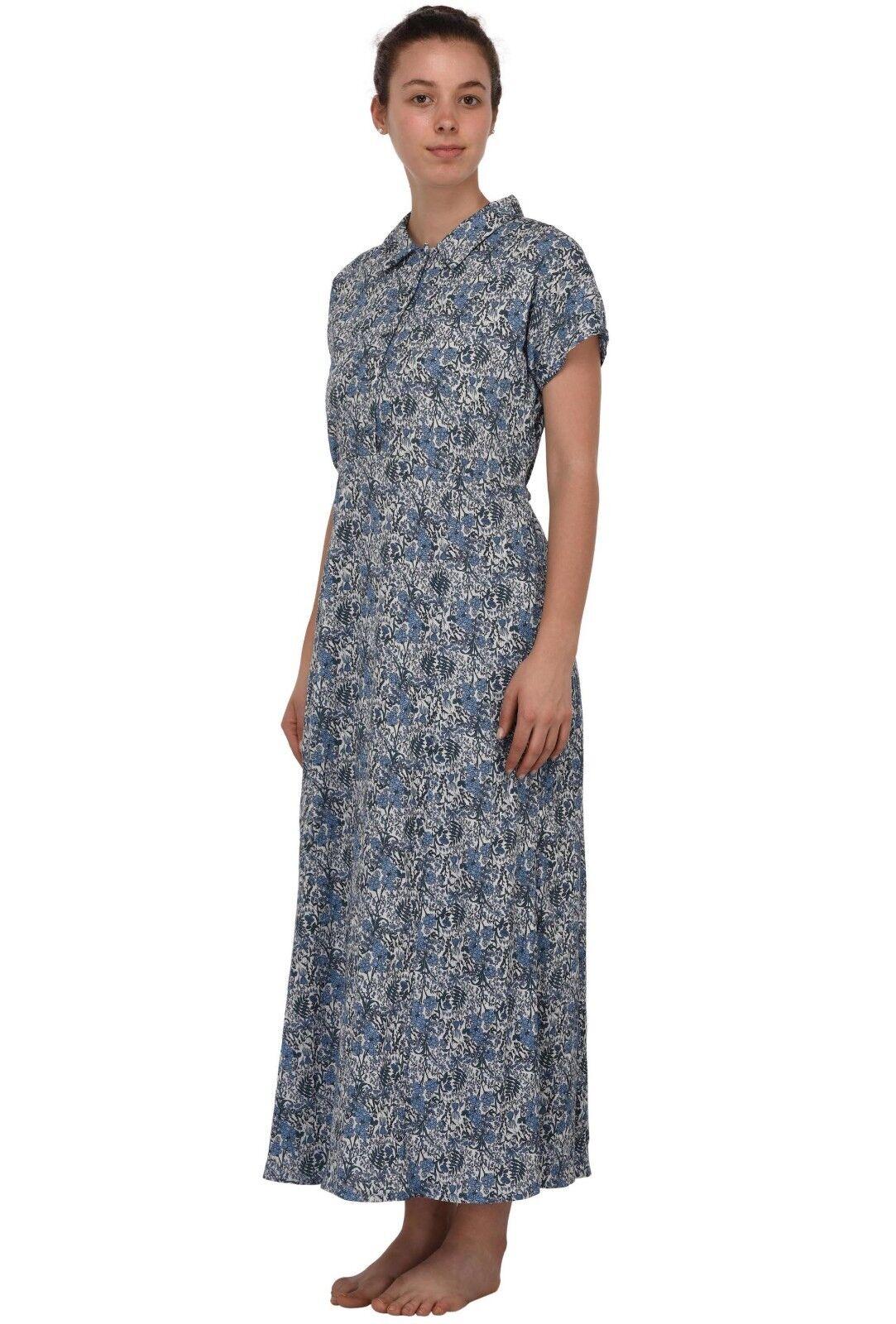 Cotton Lane Cotton Crepe Dress D703. Größes Größes Größes UK 8 to 38 | Moderne Technologie  5ebf30