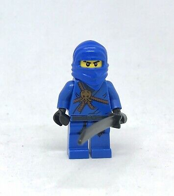 Jay LEGO Ninjago Mini Figure 2257 2259 2263 2506 NJO004 RBB