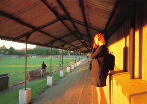 Non-League-Football-Ground-Postcard-Horsham-FC-Queen-Street-Sussex