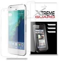 "XtremeGuard FULL BODY (Front+Back) Screen Protector For Google Pixel (5"")"