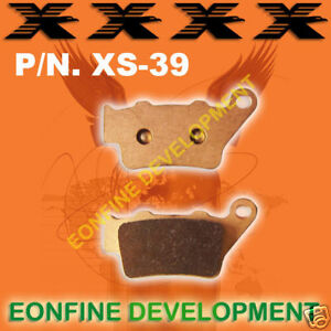 XS39-BRAKE-PADS-KTM-EXC350-MX360-SX360-EXC380-MX380-SX