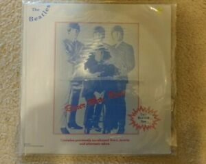 Details about THE BEATLES Mis-Labeled BOOTLEG (EVEN) RARE THAN RARE !  IMPORT FROM JAPAN