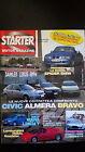 STARTER MOTOR MAGAZINE Gennaio 1996 n.1 pagine 106 Perfetto - Edicola
