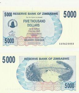 Zimbabwe-5000-dollari-2007-FDS-UNC-pick-45