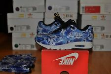 WMNS Nike Air Max 1 Ultra LOTC QS Tokyo City PK Sz 8 Blue