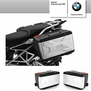 bmw motorrad variokoffer set k50 k51 1200 gs links. Black Bedroom Furniture Sets. Home Design Ideas