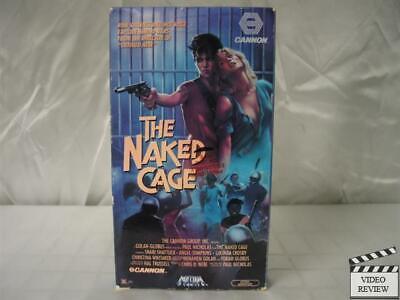 Naked Cage, The VHS Shari Shattuck, Angel Tompkins   eBay