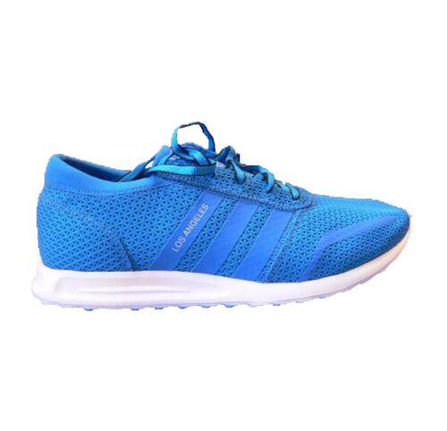 Adidas Angeles Los Pour Course Bleu Homme Blanche Baskets Chaussure À De Pied y8nmwN0Ov