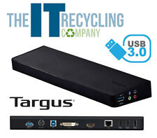 TARGUS acp70eu USB 3.0 SuperSpeed dual video Docking Station con Power