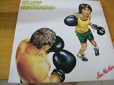 CLIFF RICHARD I'M NO HERO  LP MINT--- GATEFOLD CUT COVER