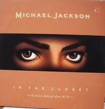 """Michael Jackson In The Closet (Mixes #1) 4 mixes German 12"""""""