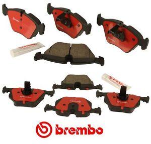 Brembo Front Ceramic Brake Pad Set For BMW E46 E83 E85 330Ci M3 X3 Z4 P06043N
