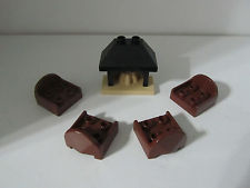 Lego Duplo House Furniture Fireplace Living Room Chair Lot Set