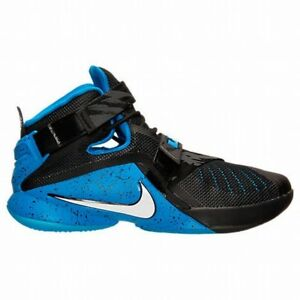 the latest 6a8bb aeb7d Men's Nike LeBron Soldier 9 PRM Basketball Shoes 749490 014 ...