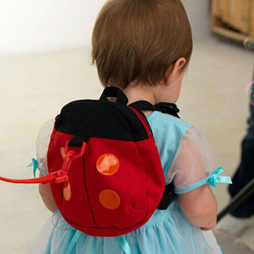 EP/_ Stunning Baby Kid Toddler Keeper Walking Safety Harness Backpack Leash Strap