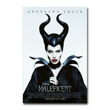 X296 Maleficent Mistress of Evil 2020 Movie Print Poster New Fabric 24x36 40inch