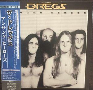 Dixie-Dregs-Unsung-Heroes-CD-2006-Japan-Pressing-Arista-Paper-Sleeve