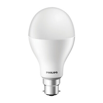 PHILIPS 17w LED BULB THE FUTURE OF LIGHTING COOL WHITE COLOR B22 BASE