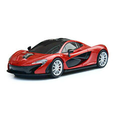Official Mclaren P1 Sports Car Wireless Computer Mouse - Red