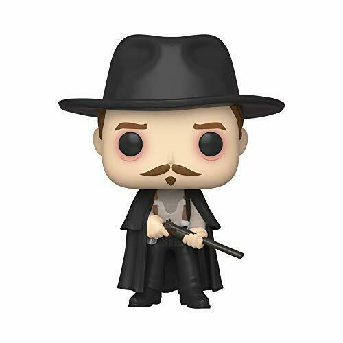 ACC NEW MOVIES: TOMBSTONE-DOC HOLIDAY US IMPORT FUNKO-POP