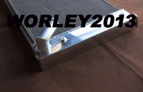 Aluminum radiator fan for Corvette 5.7L Small Block 1969 1970 1971 1972