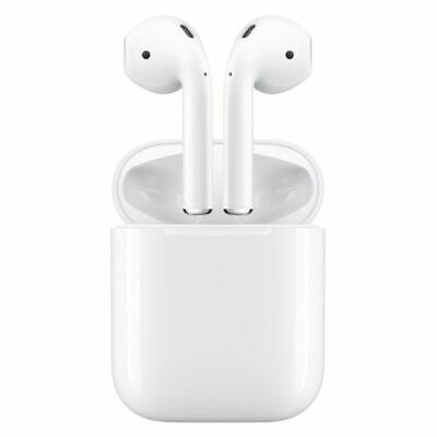 Apple AirPods Écouteurs Intra-auriculaires sans Fil BLUETOOTH (MMEF2J/A)-FR