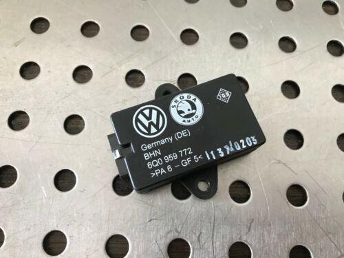 VW Polo 9N Steuergert Sitzheizung 6Q0959772 Auto & Motorrad ...