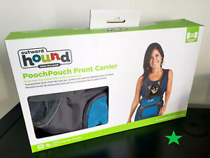 Outward Hound PoochPouch Carriers, Lightweight Dog Packs and Front Carriers - OB