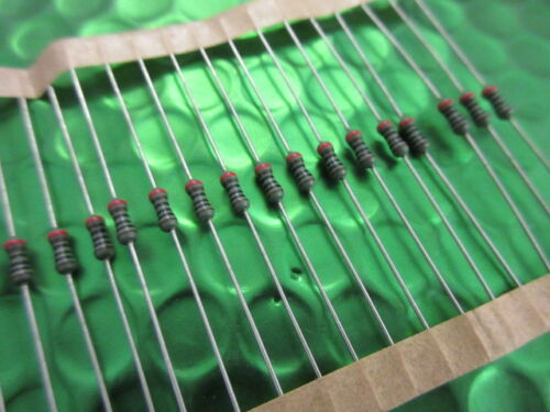 BCcomponents MRS25 100R 0.6W 1/% 350V Metal Film Resistor UK STOCK *20 PER SALE*