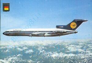 Boeing 727 Lufthansa FISA  DAD1G