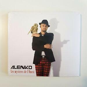 ALENKO-LES-MYSTERES-DE-L-039-OUEST-feat-JONAS-KAMINI-CD-ALBUM-DIGIPACK-NEUF