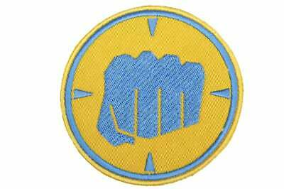 Team Fortress 2 Spy Blue//Red Embroidered Patch