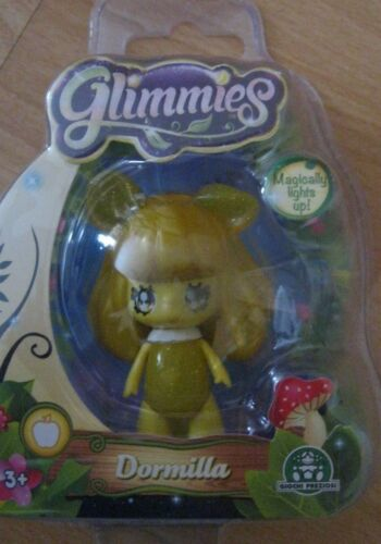 Poupées GLIMMIES FAIRY-Comme par magie Light Up IN THE DARK-Choisir Personnage-Neuf
