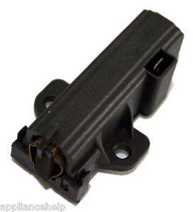 Kohlebürsten Motorkohlen für AEG LAVAMAT 74320 W 74500 UPDATE mit Halter L