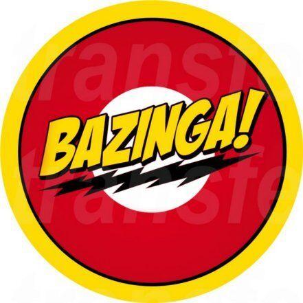 BIG BANG THEORY SHELDON LOT BAZINGA IRON ON TRANSFER OR STICKER KITTY /&MORE!!