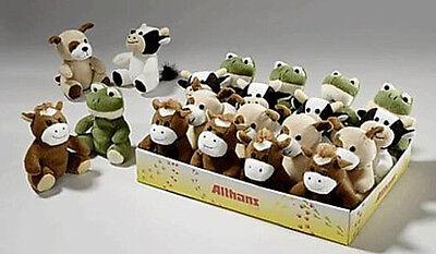 """Althans Kleintier """"Pferd"""" aus Plüsch ca. 12 cm"""
