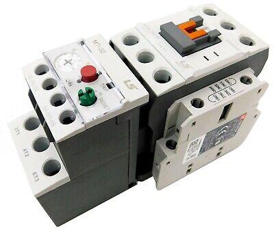 32 Motor Starter 20 HP @ 480V 23-32 Amp Overload 120 Volt Coil 20HP New