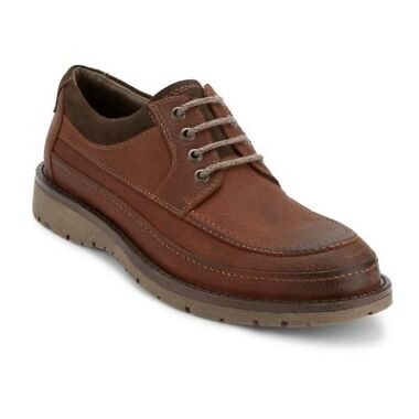 Dockers Mens Genuine Leather Lace-up Shoes