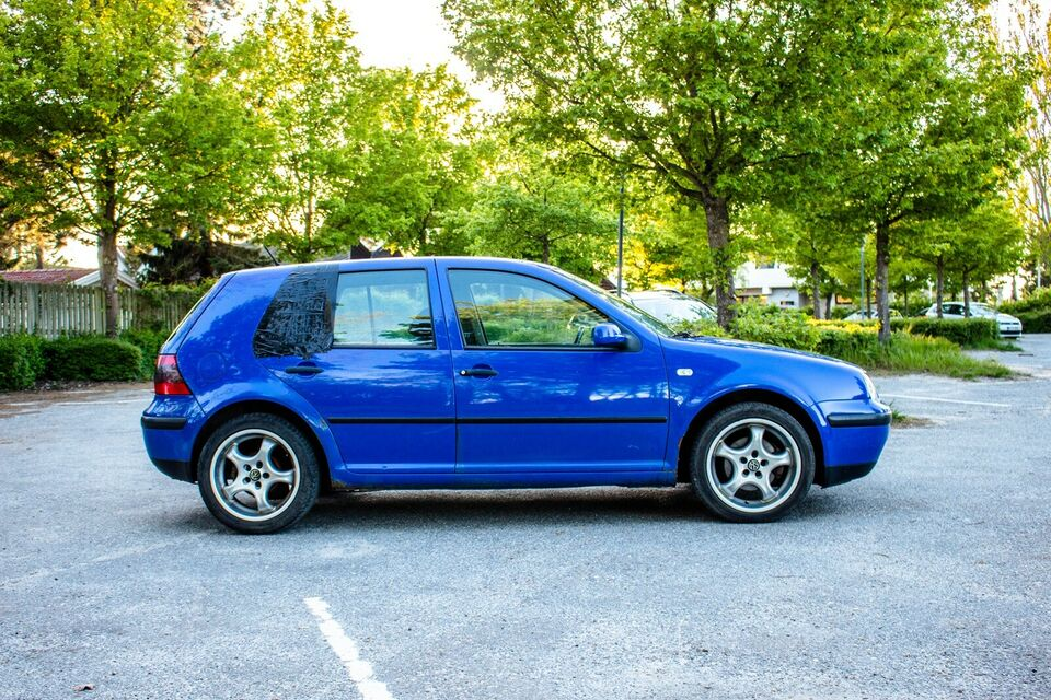 VW Golf IV, 2,0 115 Comfortline, Benzin
