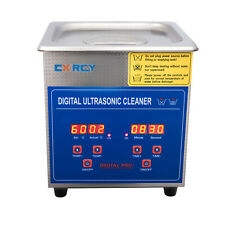 13l Commercial Ultrasonic Cleaner Industry Heated Withtimer Jewelry Ring Glasses