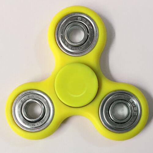 Bangers doigt Spinner main Focus Aluminium Spin EDC portant stress jouets Vendeur Britannique
