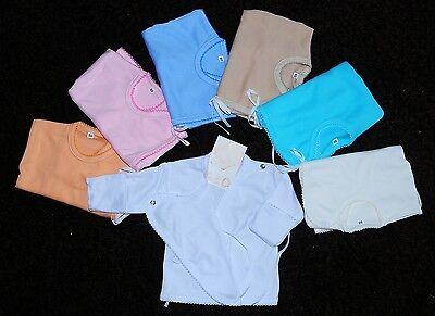 Hemdchen Baby Wickelshirt Erstlingsshirt 56 62 68 Hemdchen Shirt Hemd Flügelhemd